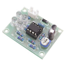 12V LM358 Blue LED Breath Lamp Kit Breathing LED Electronic Production Suite HPT