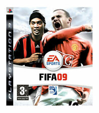 FIFA 09 (Sony PlayStation 3, 2008) - European Version. EA Sports