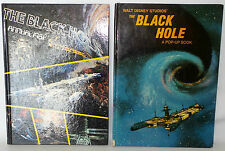 THE BLACK HOLE : 1981 ANNUAL & POP UP BOOK SET