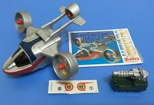 Yutaka Ultraman Jack - fighter MAT GYRO light up and Sound effect 1998 OOP !