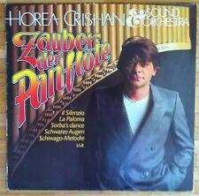 HOREA CRISHAN Zauber der Panflöte LP