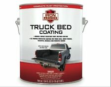 Iron Armor Pickup Pick Up Truck Bed Trailer Coating Spray Protection 1Gallon