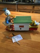 Donald Duck No 1107 Hand Car Disney Lionel Trains Rare!