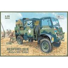 IBG Models 1:35 Bedford QLB Bofors Gun tractor Military Model Kit