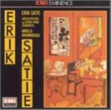 Satie : Satie: Jack in the Box and Other Piano Works CD (1990)