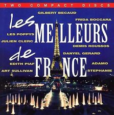 Various Artists Les Meilleurs de France CD