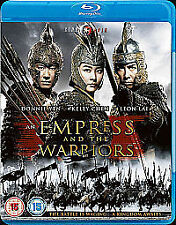 An Empress And The Warriors [Blu-ray], Very Good DVD, Kelly Chen, Leon Lai, Xiao