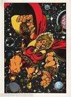 Vintage 1978 WARLOCK Pin up Poster Marvel Comics HIM