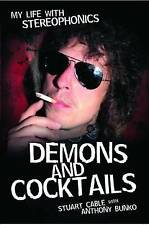 Demons and Cocktails (Stereophonics) by Stuart Cable (Hardback, 2009) New Book
