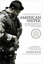 American Sniper [Movie Tie-in Edition]: The Autobiography of the Most Lethal Sni