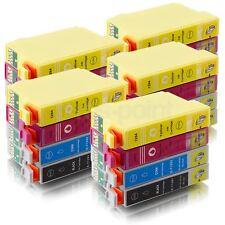 20 kompatible Patronen für Epson Stylus SX125 SX435W SX130 SX420W Office BX305F