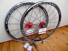 Nos Fulcrum Racing Quattro LG Wheelset, 700c, Clincher, Campagnolo, Brand New