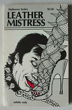 LEATHER MISTRESS N° 110 - MAITRESSE SERIES - 1980  *