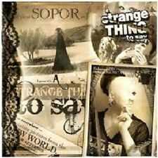 SOPOR AETERNUS - A STRANGE THING TO SAY  CD NEU