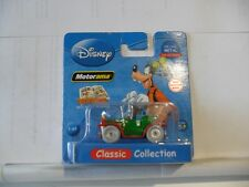 TO10  MOTORAMA DISNEY 1:64  modellino AUTO PIPPO in Box originale
