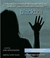 Black Box, Julie Schumacher, Good Books
