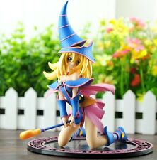 Free Shipping Anime Yu Gi Oh Dark Magician Girl Mana Toy Figure Doll New in Box