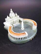 Rom Petersdom Basilica San Pietro Poly Modell,Souvenir Italien,Neu