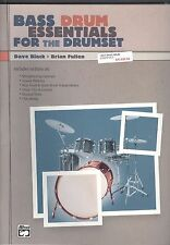 Alfred Black/Fullen Bass Drum Essentials For the Drumset - Exercises, Patterns