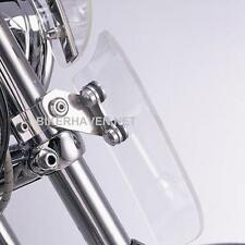 Memphis Shades Clear Windshield Lowers KIT 07-09 Kawasaki Vulcan VN900 Custom
