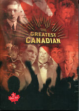 THE GREATEST CANADIAN (2004 5-Disc Set) WAYNE GRETZKY, DON CHERRY, TERRY FOX