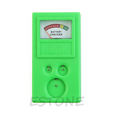 Watch Repair Plastic Button Coin Cell Battery Power Checker Tester Tool Kit 1pc
