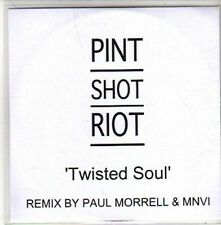 (CH155) Pint Shot Riot, Twisted Soul - 2011 DJ CD