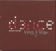 MARY J. BLIGE - Dance for me - CD DIGIPACK 2002 VERY GOOD+ CONDITION