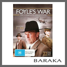 FOYLES Foyle's WAR Complete Collection Seasons 1-7 R4 DVD Box Set 1 2 3 4 5 6 7