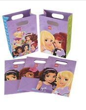Lego Friends Party gift bags - Pack of 5