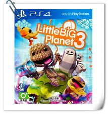 PS4 LITTLE BIG PLANET 3 SONY PlayStation Platform SCE