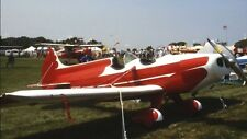 Spezio DAL-1 Tuholer Low-Wing Homebuilt Aircraft Mahogany Wood Model Replica SML