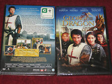 DVD ''GEORGE AND THE DRAGON'' / ''GEORGES ET LE DRAGON'' WITH/AVEC JAMES PUREFOY