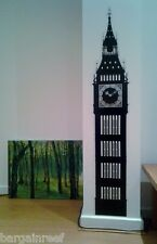 Big Ben Wall Clock Dinning Room Hallway Home Decor Elizabeth Tower bell