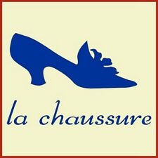 FRENCH  SHOE STENCIL - NEW! - The Artful Stencil
