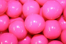 GUMBALLS PINK 25mm or 1 inch (120 count), 2LBS