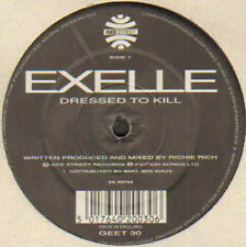EXELLE - Dressed To Kill - Gee Street