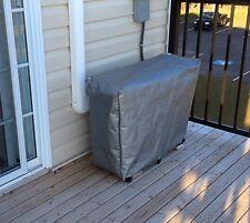 Heat pump cover