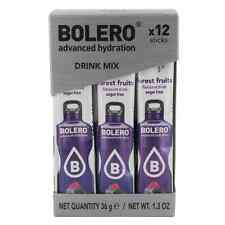 Bolero Sticks Sugar Free Drink - Forest Fruits, Low Calorie, Diabetic, Low Carb