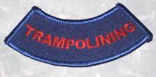 Trampolining Patch
