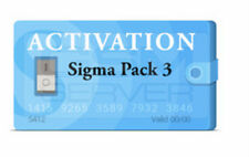 Sigma Pack 3 Activation for Sigma box and Sigma Dongle for FRP REMOVE