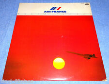 JAPAN:NEW SOUNDS GRAND ORCHESTRA - Music Flight,AIR FRANCE,LP,Instrumental