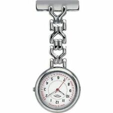 Rotary Nurses' Stainless Steel Fob Watch.