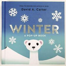 Seasons Pop-Up: Winter by David A. Carter (2015, Book, Other)