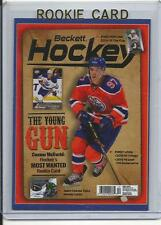 15-16 Connor McDavid Beckett Toronto Fall Expo Rookie Card RC 571/999 Mint Rare