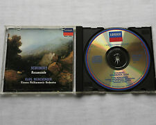 MUNCHINGER/SCHUBERT Rosamunde (Complete) JAPAN CD LONDON POCL-2114 (1990) NMINT