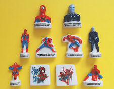 FEVES  THE AMAZING SPIDER-MAN 2   serie complète ..ref.B63  MARVEL