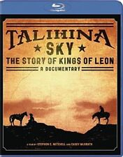 KINGS OF LEON Talihina Sky The Story Of Documentary BLU-RAY BRAND NEW
