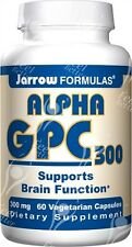 Jarrow Formulas, Alpha GPC 300, 300mg x60Vcaps;- SAME DAY DISPATCH BEFORE 2PM!!