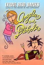 Angela and Diabola Banks, Lynne Reid Paperback